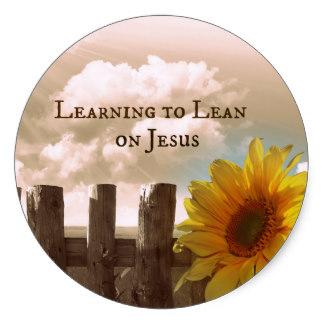 leaning-on-jesus