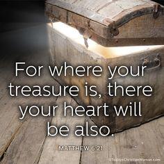 treasure on earth