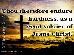 endure hardness