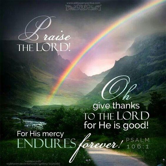 Psalm 106 1